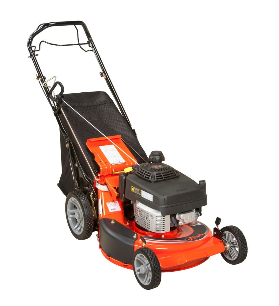 The Home Depot has more top-rated lawn mower brands than any other retailer, based on a leading independent consumer study. We've got many brands of riding mowers including John Deere riding mowers, as well as self-propelled mowers, push mowers and zero-turn mowers – .