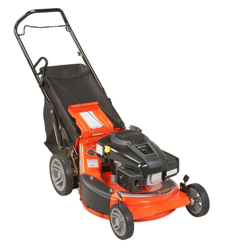 21-inch Classic Walk Behind Push Lawn Mower
