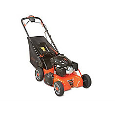 21-inch 159cc Self-Propelled Gas Lawn Mower with Blade Brake Clutch