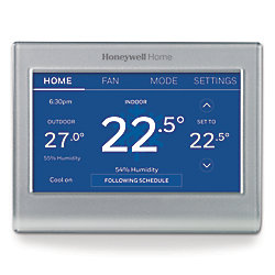 Honeywell Smart Wi-Fi Colour Thermostat - ENERGY STAR®
