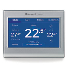 Smart Wi-Fi Colour Thermostat - ENERGY STAR ®