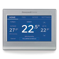 Honeywell Thermostat couleur intelligent Wi-Fi - ENERGY STAR®
