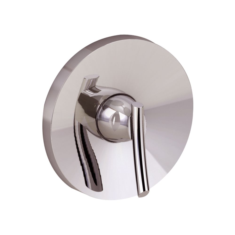 Green Tea 1-Handle Valve Trim Kit in Stainless Steel (Valve Not Included)
