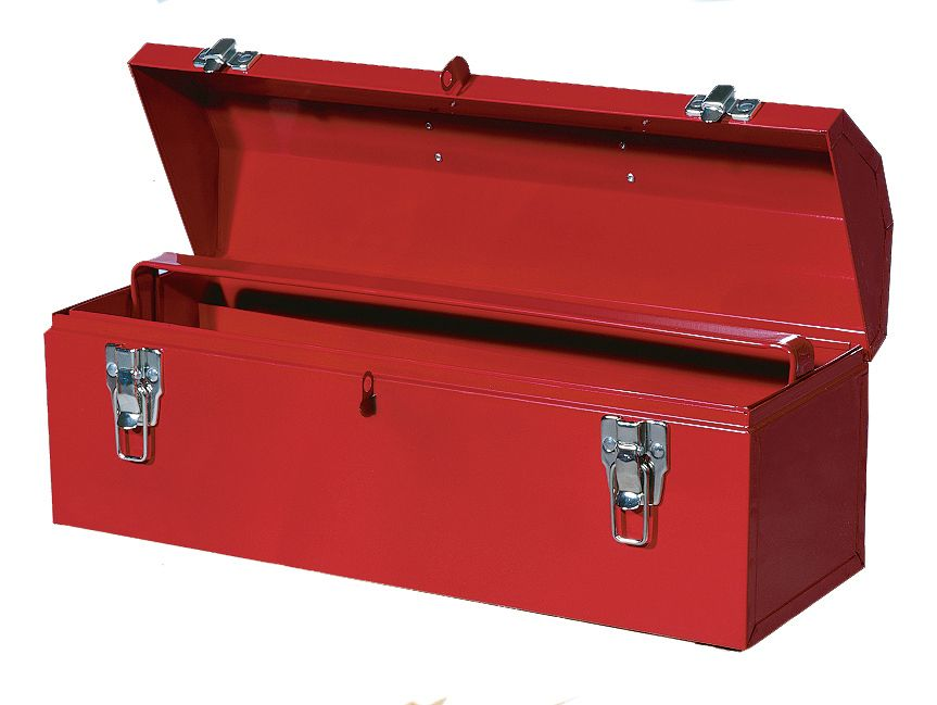 20  Inch. Hip Roof Hand Box