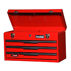 International 21  Inch. 3 drawer Portable Chest