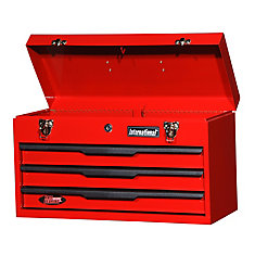 21  Inch. 3 drawer Portable Chest