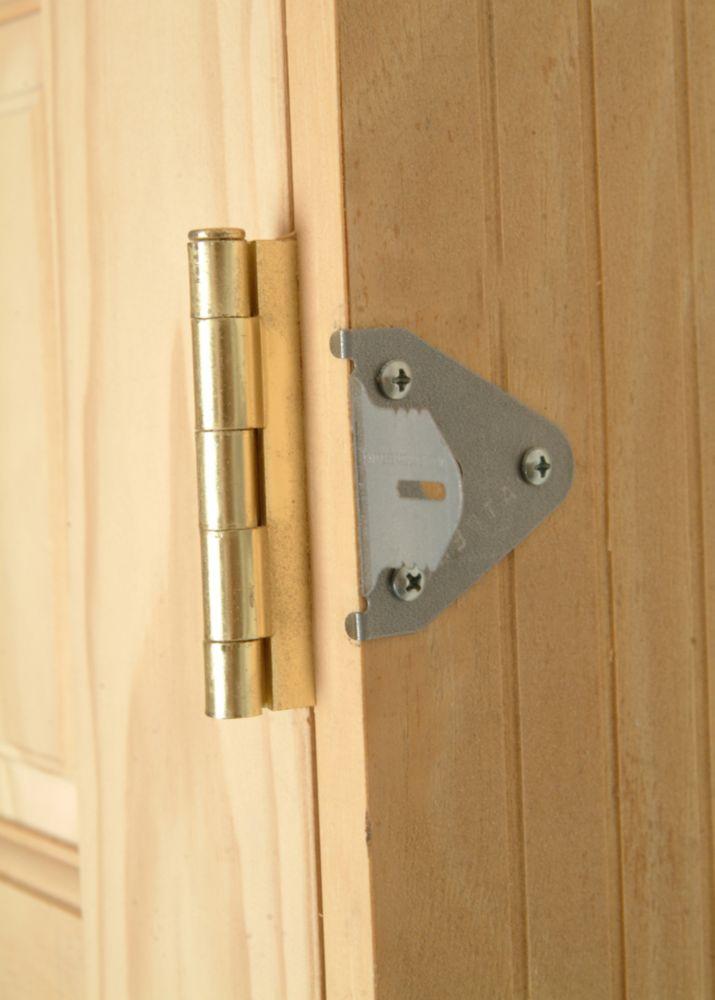 Quick Door Hanger Installation Bracket