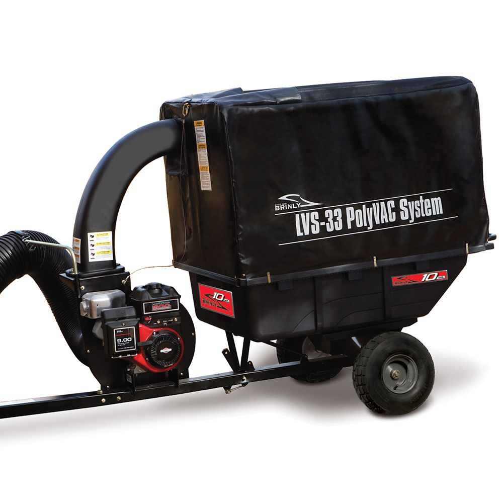 Tow-Behind PolyVAC System LVS-33BH Canada Discount