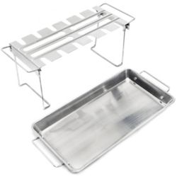 GrillPro Support D'Aile Stainless