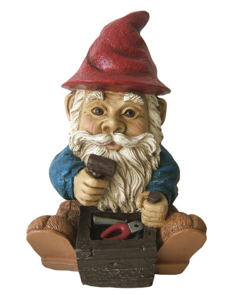 Statue de 9 po - Gnome Briar