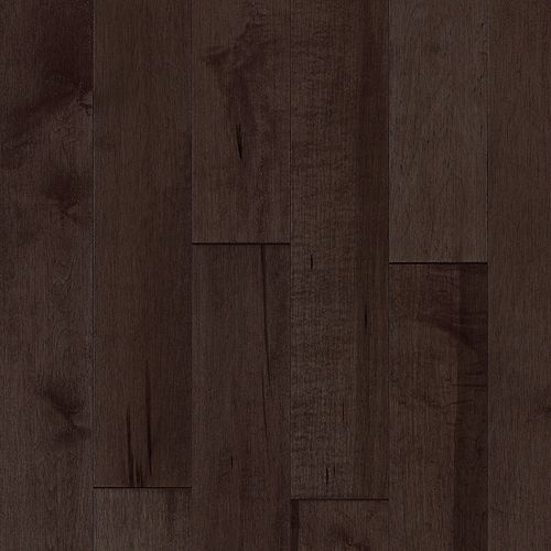 Dubeau Hard Maple Chocolate 3/4-inch Thick x 3 1/4-inch W Hardwood Flooring (20 sq. ft. / case)
