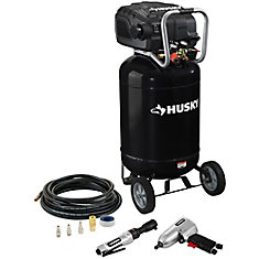 (20 Gal.) Compressor With Tools
