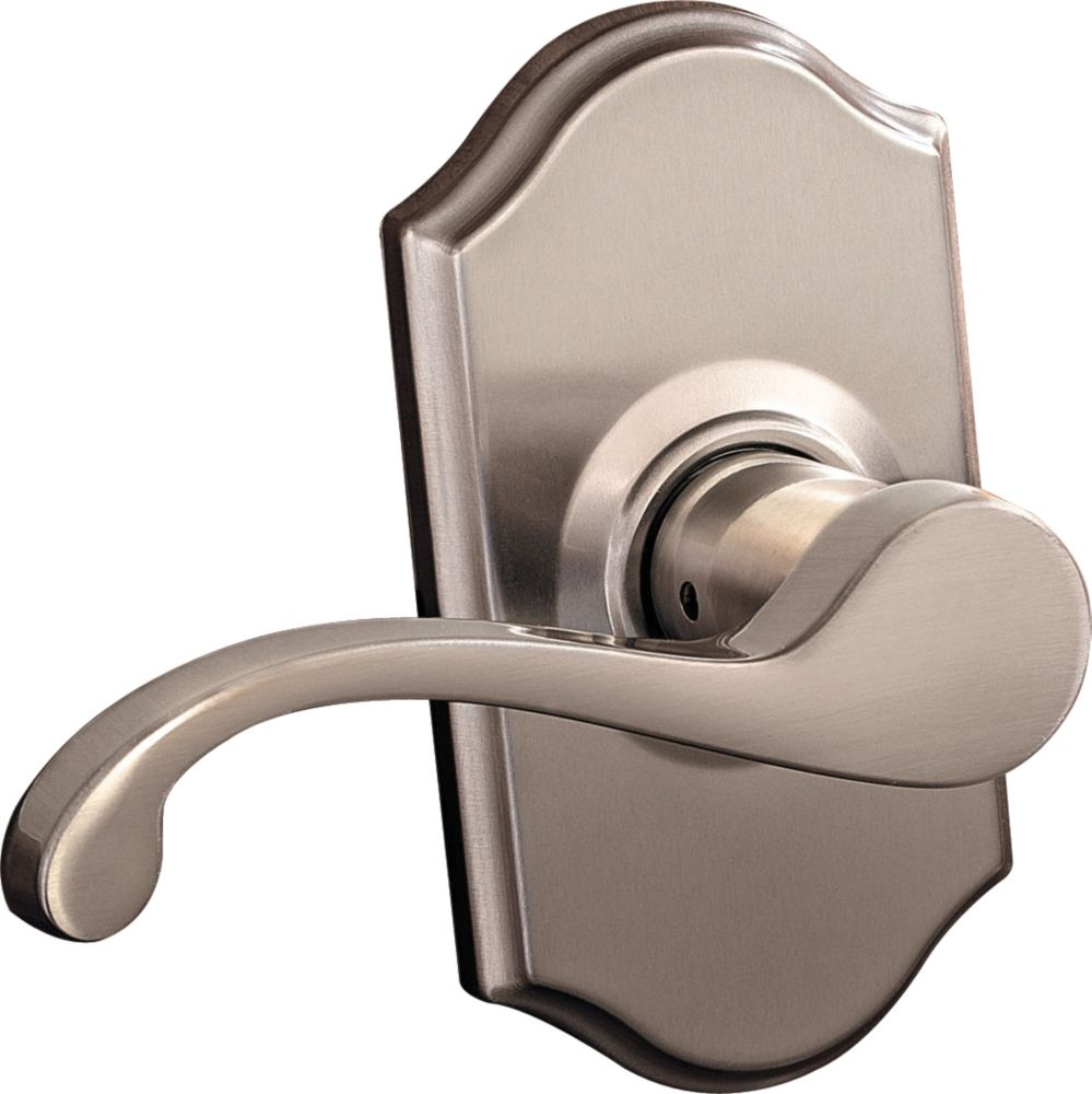 Commonwealth Satin Nickel Passage Lever