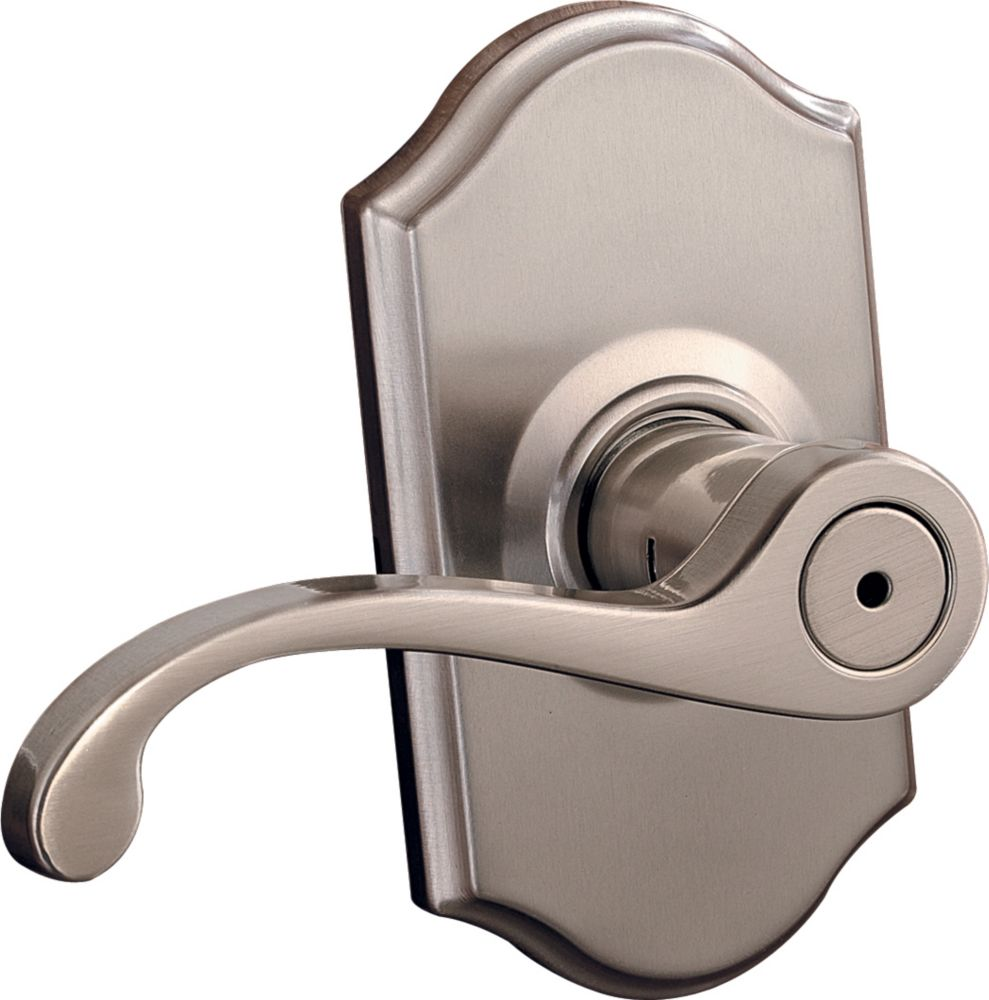 Commonwealth Satin Nickel Privacy Lever