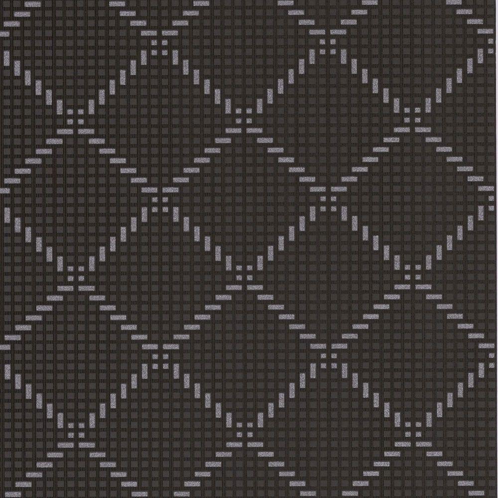 Quantum Black/Silver Wallpaper