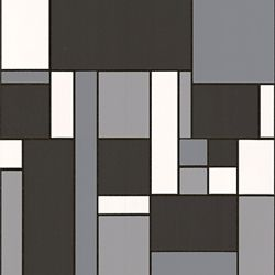 Graham & Brown Géo Papier Peint Noir/Blanc
