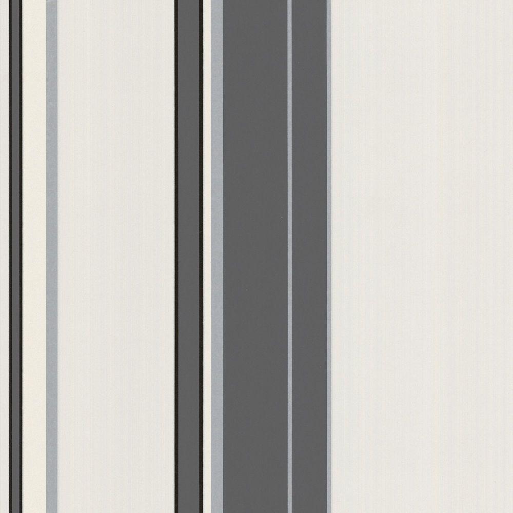 Graham & Brown Gradient Black/White/Grey Wallpaper