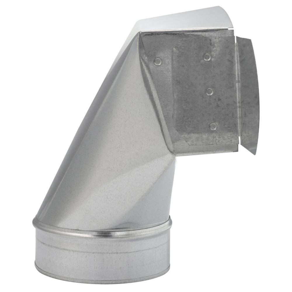 4x10x5 Inch Ceiling Boot 90 Degree