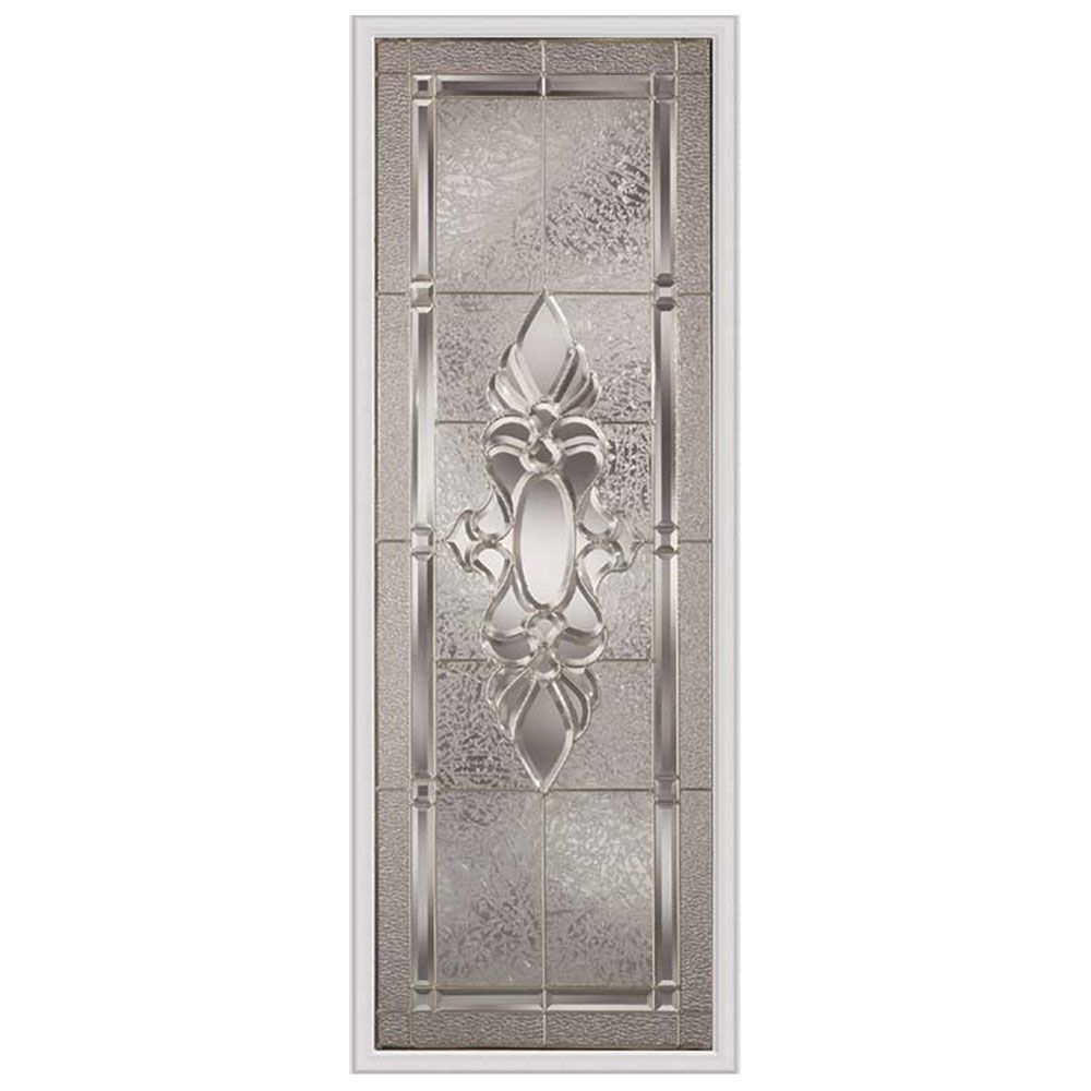 Heirlooms 22X64 Satin Nickel Caming with HP Frame 6867SR7DA Canada Discount