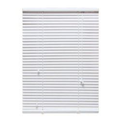 Designview Stores dobscurcissement de pièce en vinyle de 2,54 cm (1 po), Blanc – 183 cm x 122 cm (72 po x 48 po)