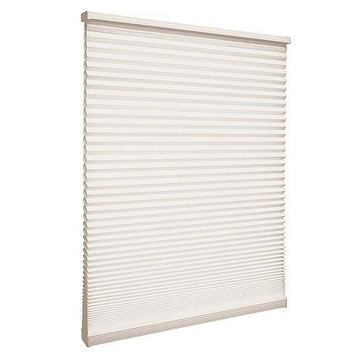 Designview Cordless Cellular Shade, Natural - 54 Inch x 72 Inch