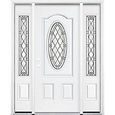67-inch x 80-inch x 4 9/16-inch Antique Black  sc 1 st  The Home Depot Canada & 15% Off Special Order Windows Exterior Doors \u0026 Garage Doors | The ...