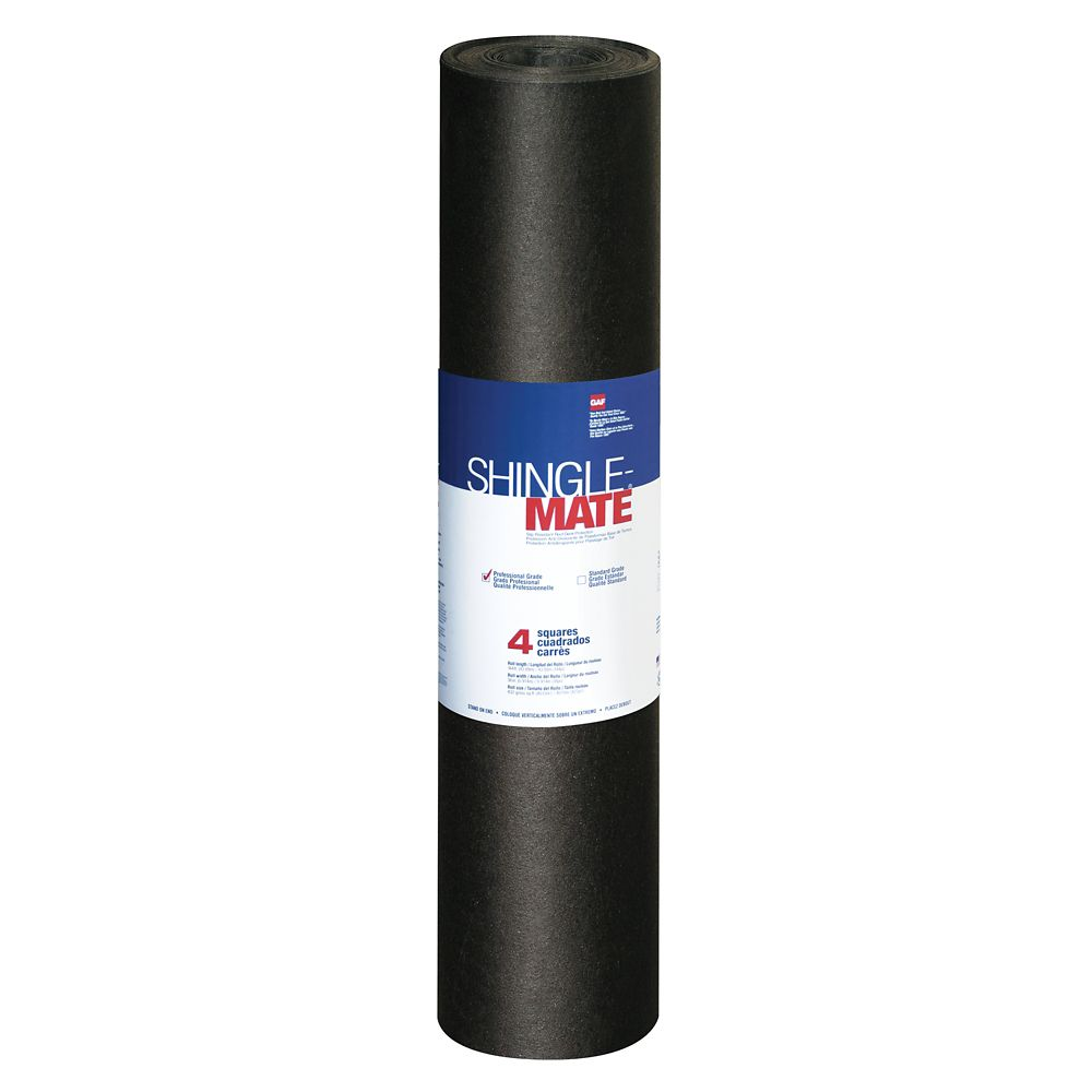 Shingle-Mate 4 sq Underlayment