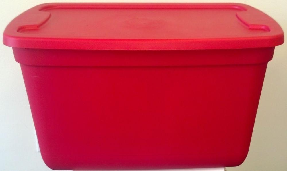 68L Tote � Geranium Red
