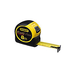 8M X 1-1/4 Inch  METRIC ONLY TAPE