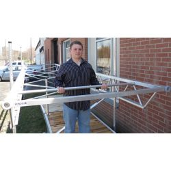Fendock 6 ft. Lift and Carry Dock Handle