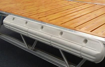 Side Rail Bumper Single, No Hardware PN10000 in Canada