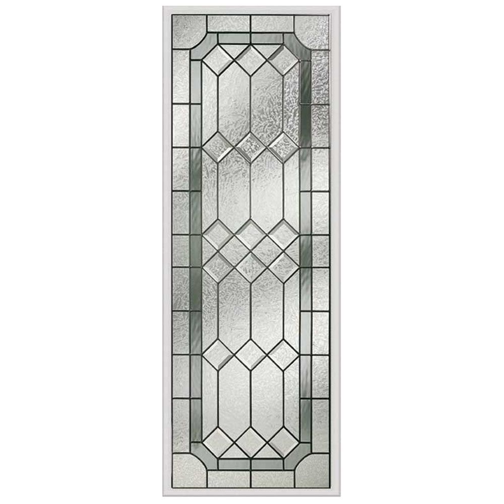 22 In X 36 In Providence Nickel Glass Insert 270951 Canada Discount