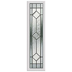Majestic 8-inch x 36-inch Sidelight Patina Caming with HP Frame