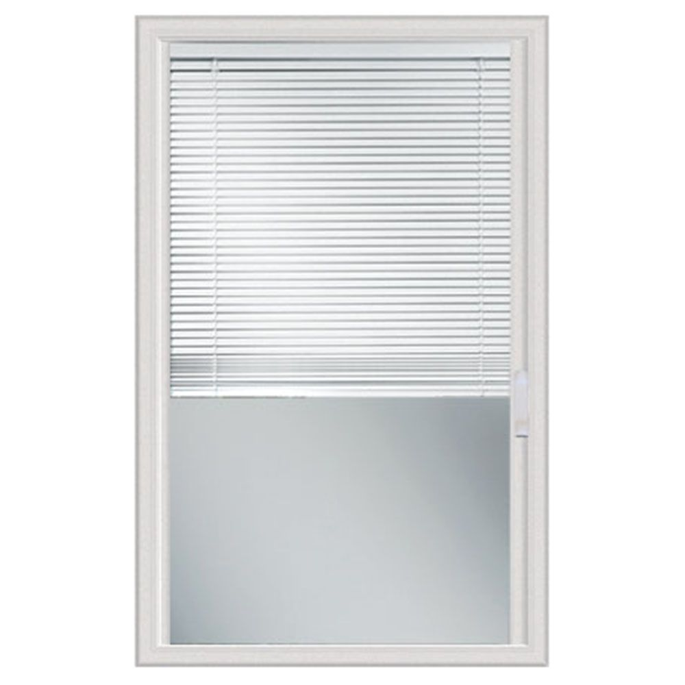 20-inch x 36-inch Light-Touch Enclosed Blinds with HP Frame