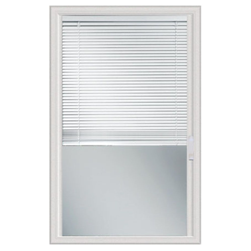 22-inch x 36-inch Light-Touch Enclosed Blinds with HP Frame