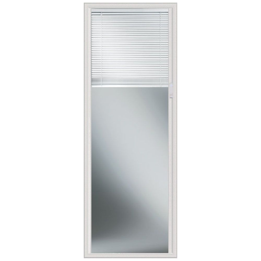 20-inch x 64-inch Light-Touch Enclosed Blinds with HP Frame