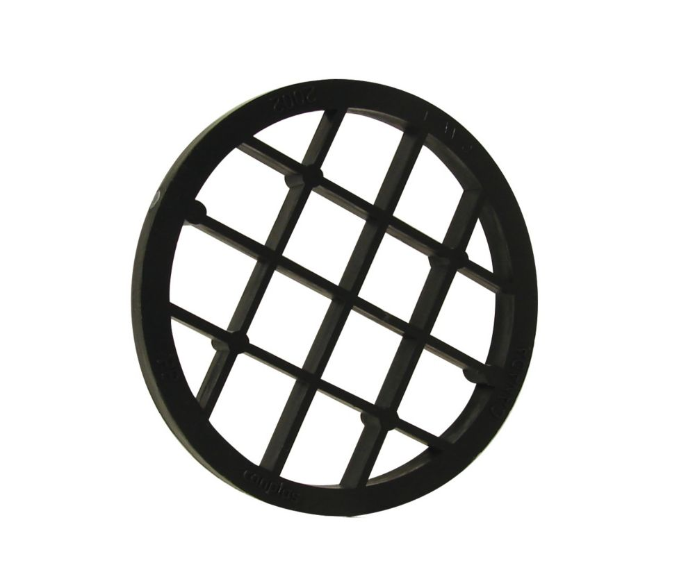 3 inches TERMINATION VENT SCREEN