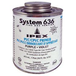 IPEX HomeRite Products PVC/CPVC PRIMER - 473ml - System 636