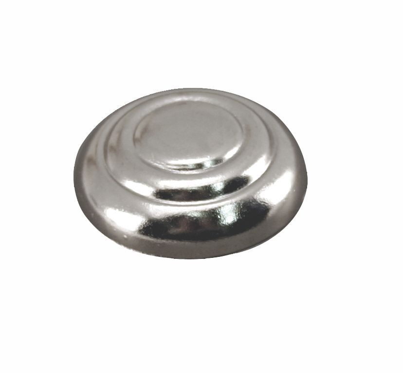 Satin Nickel Cap