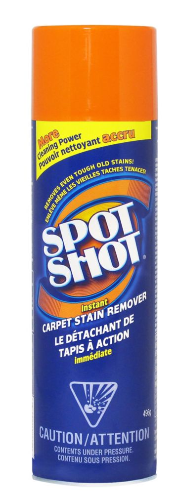 Spot Shot Carpet Stain Remover Aerosol Regular - 496g