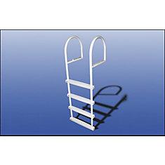 Deluxe Aluminum Ladder  Aluminum Steps