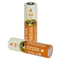Hampton Bay 1500mAh Nickel-Metal Hydride Rechargeable Batteries (4-Pack)