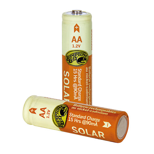 900mAh Nickel-Cadmium Rechargeable Batteries (4-Pack)