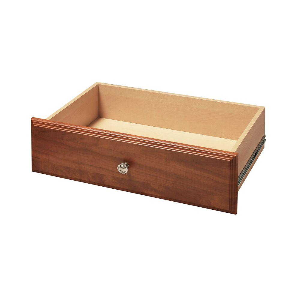 20 cm tiroir de luxe - cerise