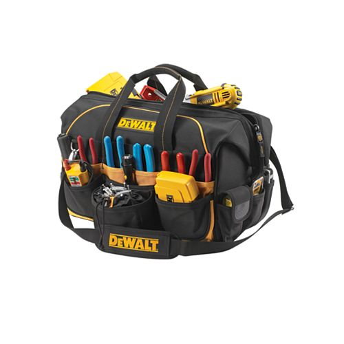 DEWALT 18-inch Pro-Contractor's Closed Top Bag