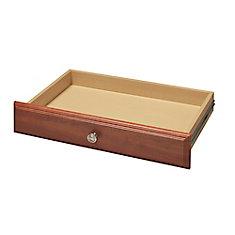 10 cm tiroir de luxe - cerise