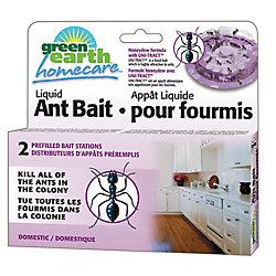 Green Earth Appât à fourmis liquide Homecare Green Earth