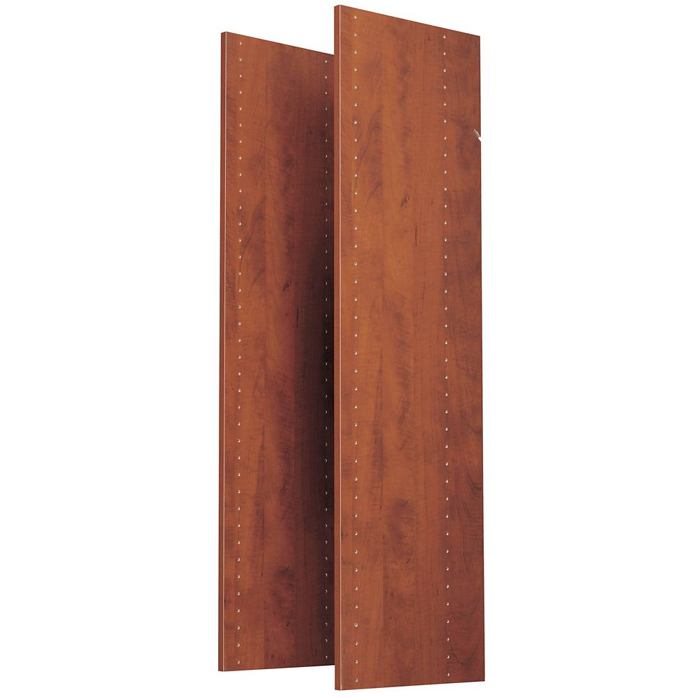 48 Inches Vertical Panels (2 Pack) - Cherry