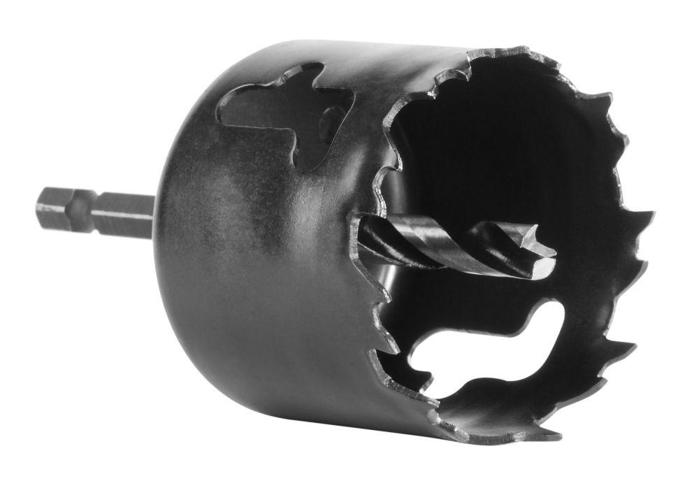 SCIE-CLOCHE DE 5,08 CM (2 PO) - 1 pièce