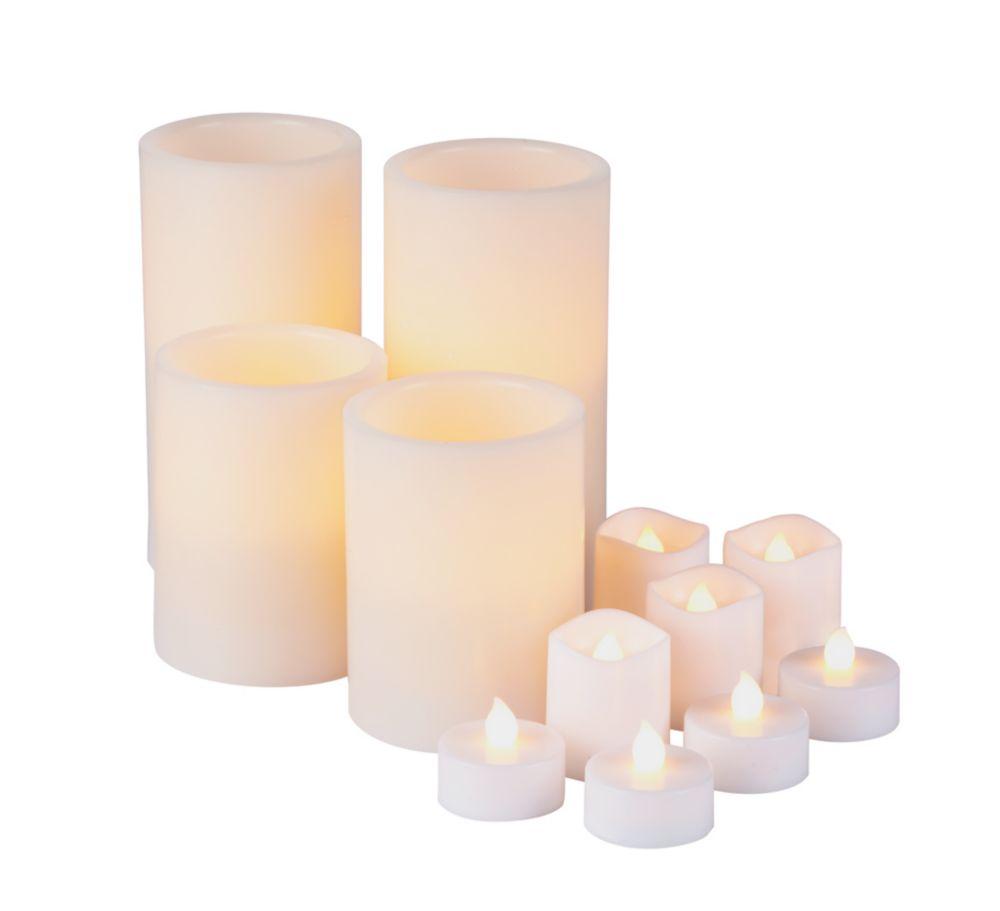 20 Piece LED Candle Set